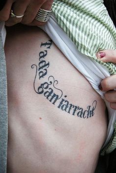 77 irish tattoos shamrock clover cross claddagh for Jessi combs tattoos