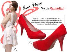 Saiba o significado das cores para o Réveillon.  http://blogdesapato.wordpress.com/2013/12/04/significado-das-cores-para-o-ano-novo-vermelho/