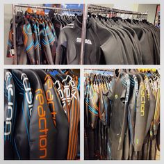 We just restocked tons of 2014 Profile Design and Blue Seventy wetsuits to finish up our busy racing season! Prices start at just: $219. (*Free shipping on all domestic orders over $75.) Stop by out stores or shop securely online at: www.triathlonlab.com/triathlon-wetsuits/