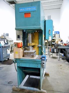 20 TON MULTIPRESS FH20-20H HYDRAULIC PRESS
