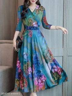 Cheap Maxi Dresses, Indian Gowns Dresses, Stylish Dresses, Fashion Dresses, Dresses Dresses, Women's Fashion, Dress Outfits, Latest Fashion, Ladies Dresses