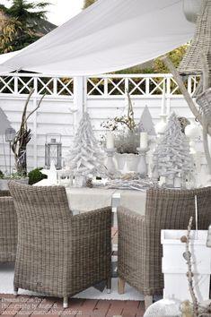 weihnachtlich dekoriert wohnen und garten foto haus pinterest weihnachten. Black Bedroom Furniture Sets. Home Design Ideas