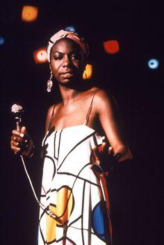 Nina Simone - The Unsung Heroes of Fashion - Man Repeller