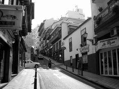 """Calle Pérez Zamora """"el después"""" Puerto de la Cruz, Tenerife"""