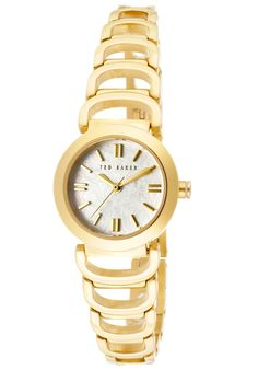 Price:$34.23 #watches Ted Baker TE4033, Whether it's a night out on the town or a day at the park this versatile Ted Baker timepiece always makes a scene. Rolex Watches, Ted Baker, Night Out, Bracelet Watch, Scene, Park, Bracelets, How To Make, Silver