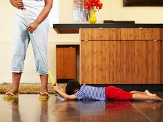 7 Reasons Mom Needs a Clean House