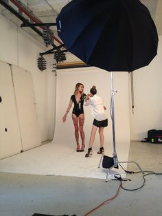 Behind the Scenes with DeSmitten at Tableux Vivants Look Book Photo Shoot, Latex | DeSmitten