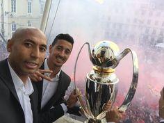 Luisão e André Almeida #34