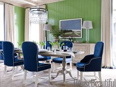 Here S How To Make Green Actually Look Chic