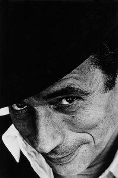 Yves Montand par Jean-Loup Sieff