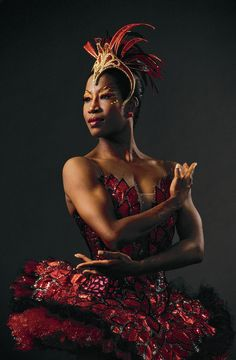 Today's featured dancer in the world of ballet is the mega-talented Lauren Anderson! On December Lauren Anderson, Houston Ballet's first African American principal dan. Lauren Anderson, Black Dancers, Ballet Dancers, Samba, Tango, Arte Black, Black Art, Black Ballerina, Misty Copeland