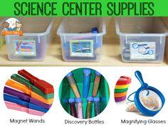 Science Center Supplies