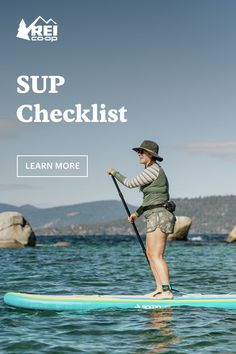 Wondering what to bring for stand up paddle boarding? Here's everything you need for a day on the water. Paddle Boarding, Stand Up, Colorado, Bring It On, Outdoors, Journal, Adventure, Learning, Classic