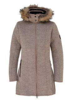 Women's Winter Outfits - Dale of Norway Wool Coat