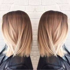 brunettes that have balayage blonde - Google Search