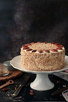 BOLO CREMOSO ITALIANO - Basta Cheio Cake Photography, Portuguese Recipes, Cookbook Recipes, Food Styling, Vanilla Cake, Pie, Desserts, Blog, Cake Stuff
