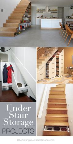 Under Stair Storage Ideas & Tutorials! Ein außergeöhnliche Treppenkonstruktion fanden wir in den Räumen der Boston Society of Architecs. Couterier Iron Craft aus Comstock Park, Michigan hat diese Treppe in einem Stück gebaut und montiert. Außergewöhnlich vom Design und weil sie an der Decke aufgehängt ist. Sehr cool