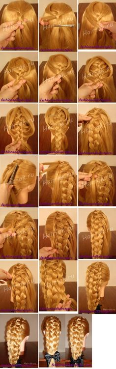How to Braid Beautiful Delicate Tresses