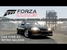 Forza Horizon 3 Car Type #1 Retro Saloon | HUN |
