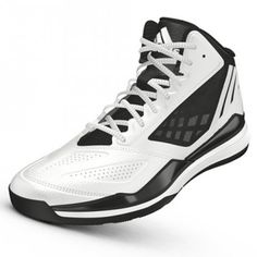 Chaussures Adidas Crazy Ghost 2 blanches et noires - C75587