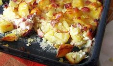 Quiche, Macaroni And Cheese, Cauliflower, Food And Drink, Cooking Recipes, Potatoes, Menu, Yummy Food, Vegetables