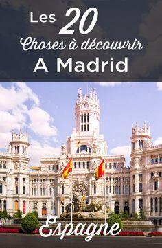 Visiter Madrid