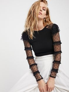 Kiss Kiss Top from Free People!