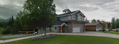Sky Harbor Estates Homes in Anchorage AK Us Real Estate, Estate Homes, Sky, Mansions, House Styles, Home Decor, Heaven, Mansion Houses, Homemade Home Decor