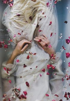 ❀ Flower Maiden Fantasy ❀ beautiful photography of women and flowers