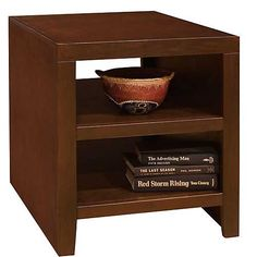 Aspen Home Essentials Lifestyle End Table