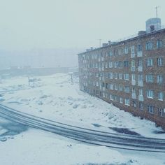 Summer in Norilsk, Russia 2016