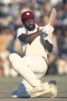 The great Viv Richards - complete self-belief