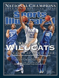 Sports Illustrated - 2012 NCAA Champions
