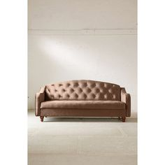 Adeline Storage Sleeper Sofa -  Tan One Size at Urban Outfitters ($849) ❤ liked on Polyvore featuring home, furniture, sofas, tan, urban outfitters, urban outfitters furniture, taupe sofa, storage sofa and storage couch