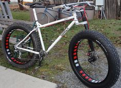 Amazing Cool Bicycles - Surly fat bike