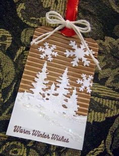 Kika's Designs : Winter Tag
