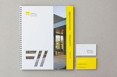 Finkle   Williams Architecture is a friendly   work-oriented group of expert architects. They needed a brand that felt fresh   welcoming to reflect their company culture. We branded the group with a can't-miss-it-if-you-try pop of color and a name-you-won't-forget library of language.