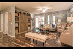 Photo Gallery :: Michigan Modular Home Builder - American Living Inc. The Oswego II