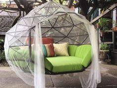 A te álomkerted - így tedd csodálatosabbá hintával és függőággyal a kerted! - Bidista.com - A TippLista!