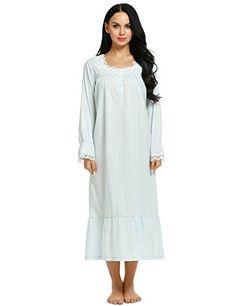 Ekouaer Sleep Shirts Womens Comfortable Lounging Wear Pjs... https://smile.amazon.com/dp/B01MTURMAY/ref=cm_sw_r_pi_dp_x_ea-FybWQN8RR6