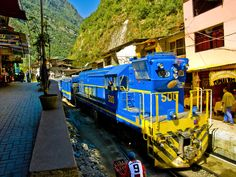 Aguas Calientes, sometimes referred to as Machupicchu Town, is located near the Urubamba River. The town is known for its natural hot springs and baths, and it's a popular train stop for tourists who don't have the stamina to hike to the famous Inca site. Aguas Calientes is only a 1.5-hour walk from Machu Picchu.