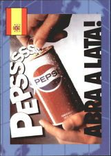 2000 Pepsi around the Globe #58 Spain