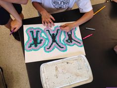4th Grade Figure Drawing     The 4th graders have been learning about figure drawing and movement through studying the artist Edgar D...