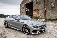 Mercedes-Benz S63 AMG Coupé Mercedes Auto, Mercedes Benz Amg, Amg Car, Benz Car, Lux Cars, Classy Cars, Car Goals, Latest Cars, My Ride