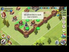 Lords and Castles NEW Android Game #3 - Lords & Castles (Lords and Castles) is a Android free-to-play, Strategy Role-Playing Multiplayer Game where you can actually build your own kingdom.
