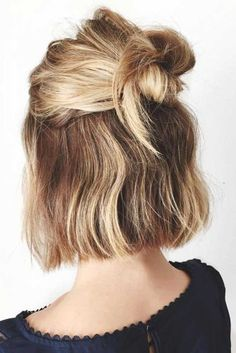 Cute Updos for Short Hair picture 1