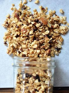 Peanut Butter Granola | Mel's Kitchen Cafe