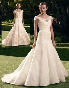 Casablanca Bridal Fall 2014