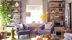Home Tour: Calm Colors Anchor a New Traditional Home