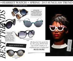 Are you ready for a little splurge? Our favorite way to add luxury to your wardrobe is a great pair of sunglasses.